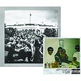 To Pimp a Butterfly - Good.Kid.M.A.A.D.City - Kendrick Lamar - 2 CD Bundling
