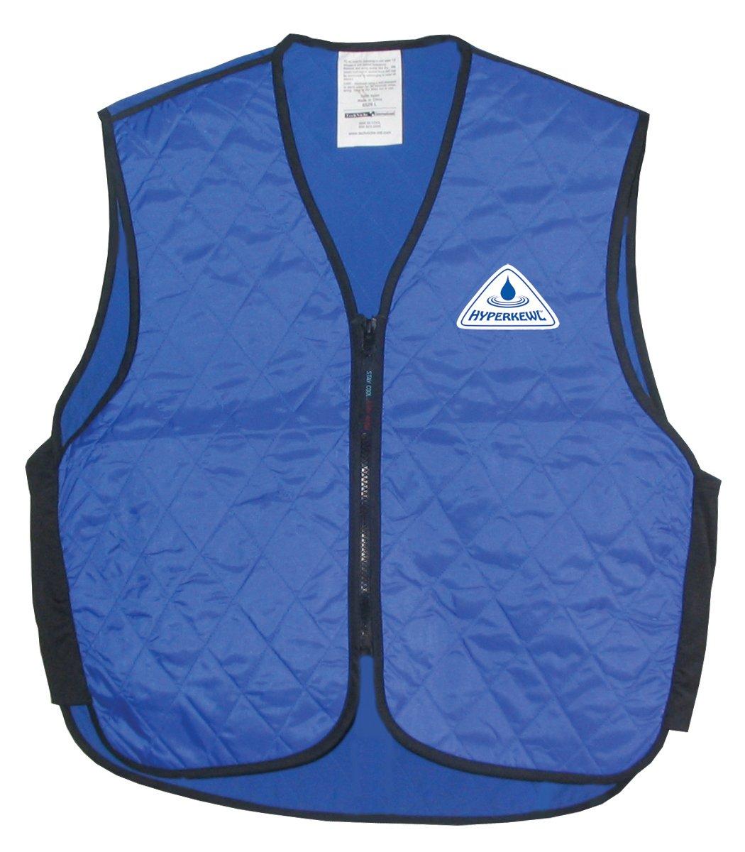 TechNiche International Adult HyperKewl Cooling Sport Vest, Small, Royal Blue