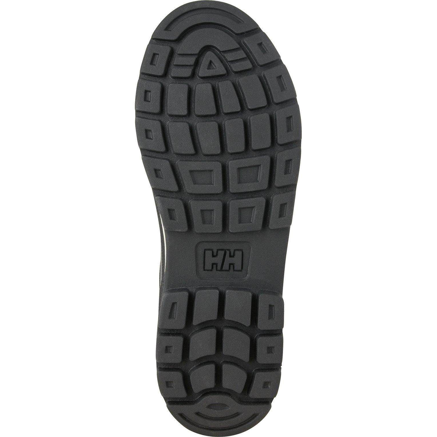Helly Hansen Men's Midsund 2 Rain Boot, Black/Off White, 8 M US