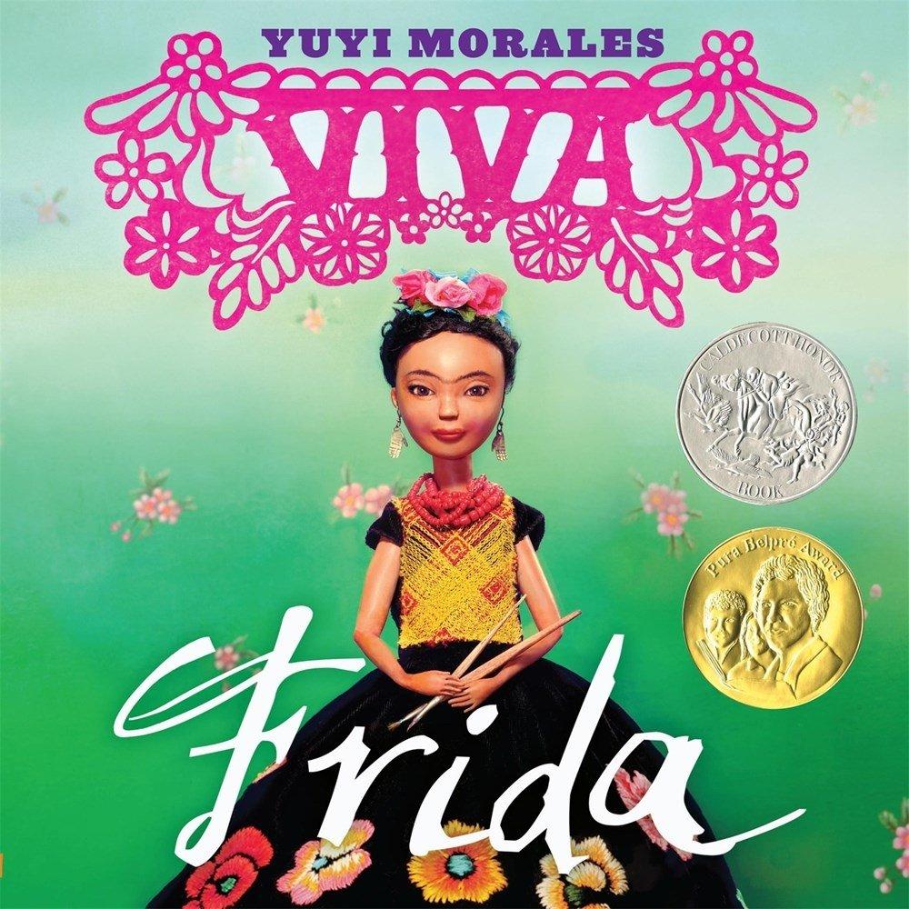 Read Online Viva Frida (Morales, Yuyi) pdf