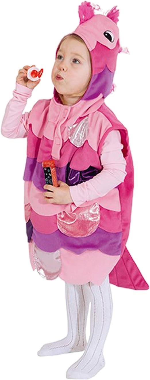 Orlob - Disfraz de pez Rosa para bebé: Orlob: Amazon.es: Hogar