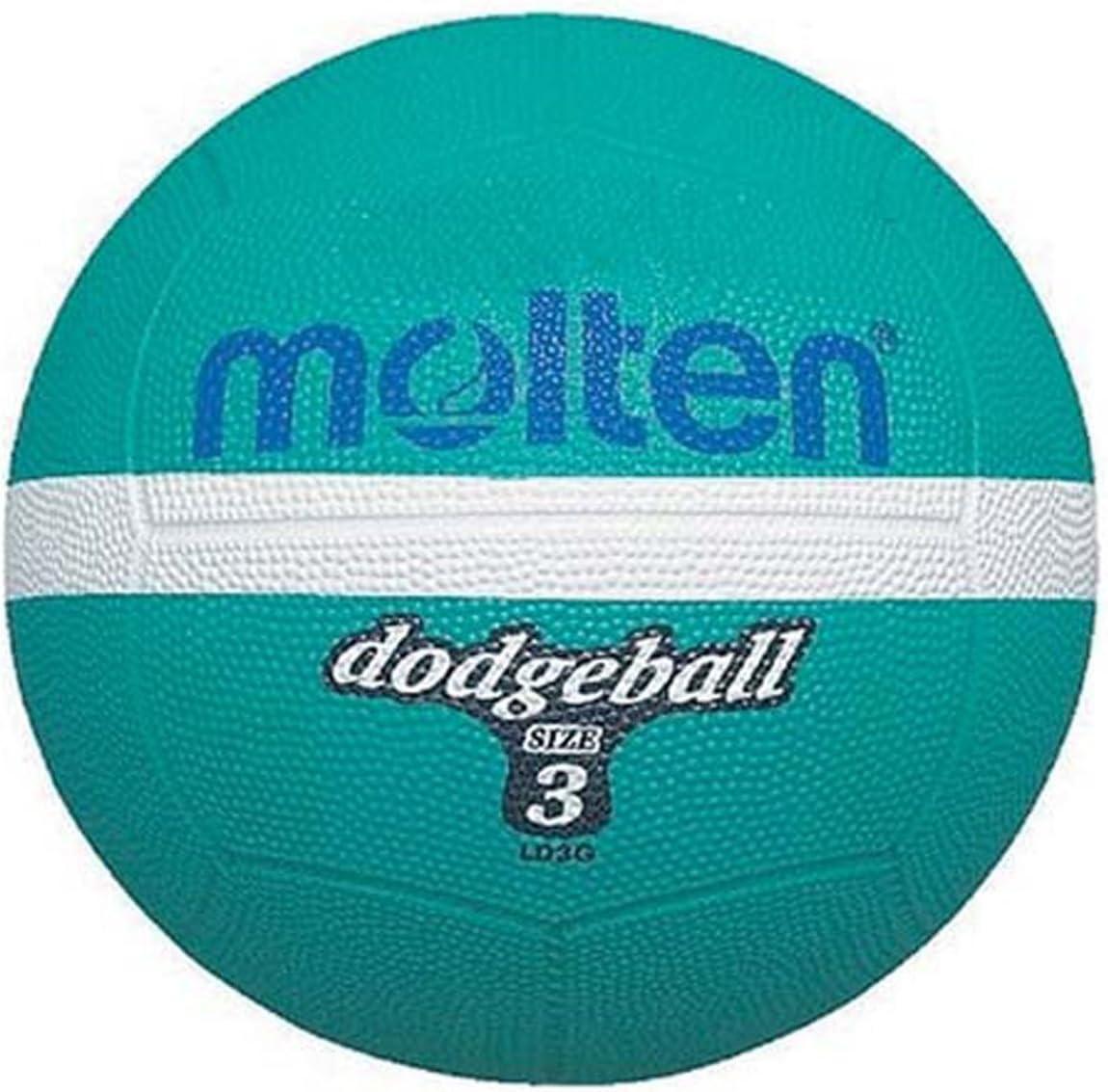 モルテンゴムUpper強力なグリップDodgeballサイズ3