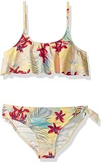125c52f962 Amazon.com: Roxy Big Girls' Nautical Summer Bandana Swimsuit Set ...