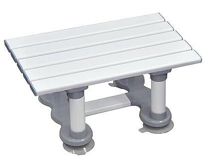 Sgabelli Per Bagni : Aidapt vr a sgabello per vasca da bagno modello medina