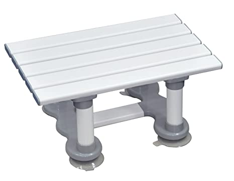 Vasca Da Bagno Altezza Standard : Aidapt vr a sgabello per vasca da bagno modello medina