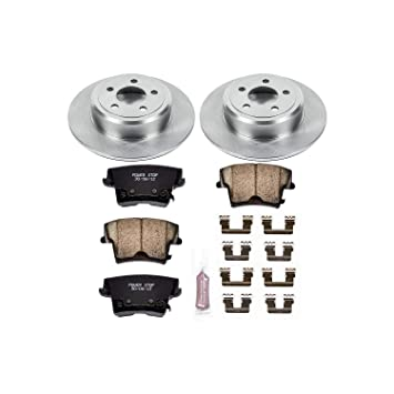 Amazon.com: autospecialty Kit de freno koe1719 1-Click Oe ...