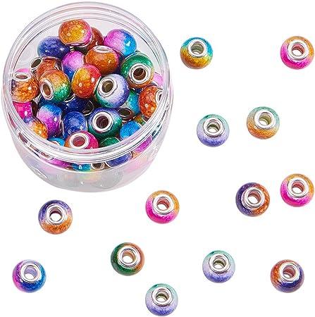 idéal pour la boîte de assortiment assortiment de perles assorties