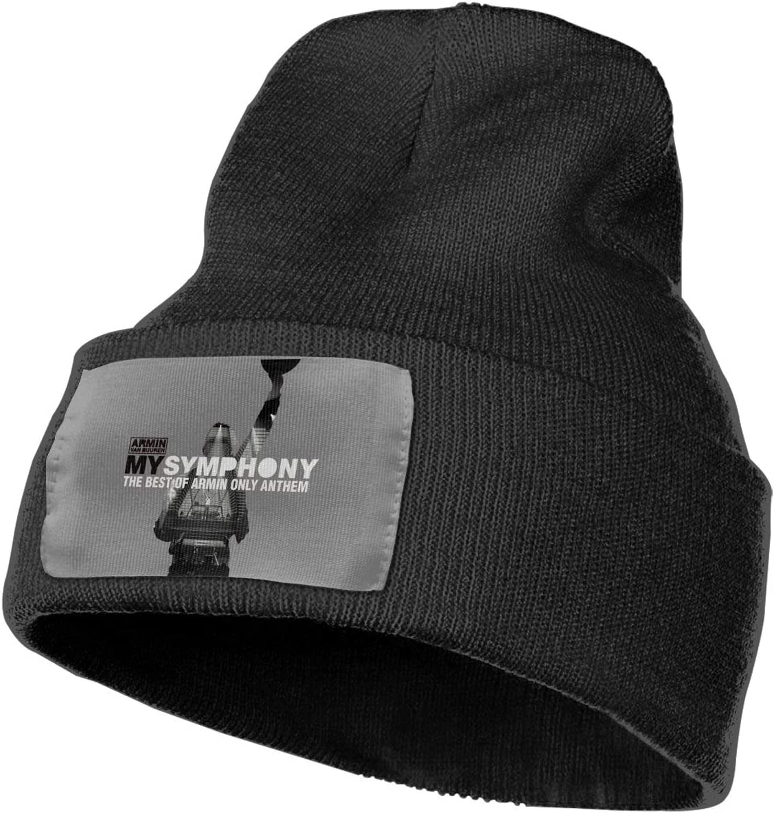 Huaichuanhua Armin Van Buuren Golf Cap Knitting Hat Warm Winter Knit Hat 71Hj1JpFWkL
