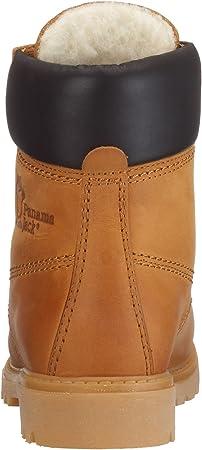Panama Jack Panama 03 Wool, Zapatos de Cordones Brogue para Mujer