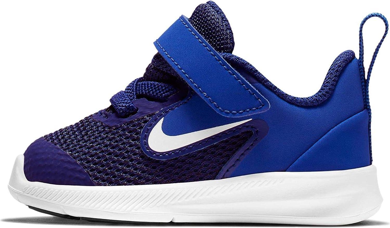Zapatillas de Atletismo Deep Royal Blue//White//Game Royal//Black 000 Unisex ni/ño 25 EU Multicolor Desconocido Nike Downshifter 9 TDV