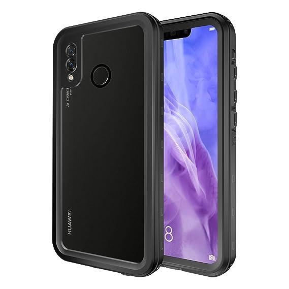 watch 17487 1095a Waterproof Phone Case for Huawei Nova 3E, IP68 Certified Underwater  Protection Huawei P20 Lite Case, Anti-Scratch/Shockproof/Dustproof Full  Protection ...