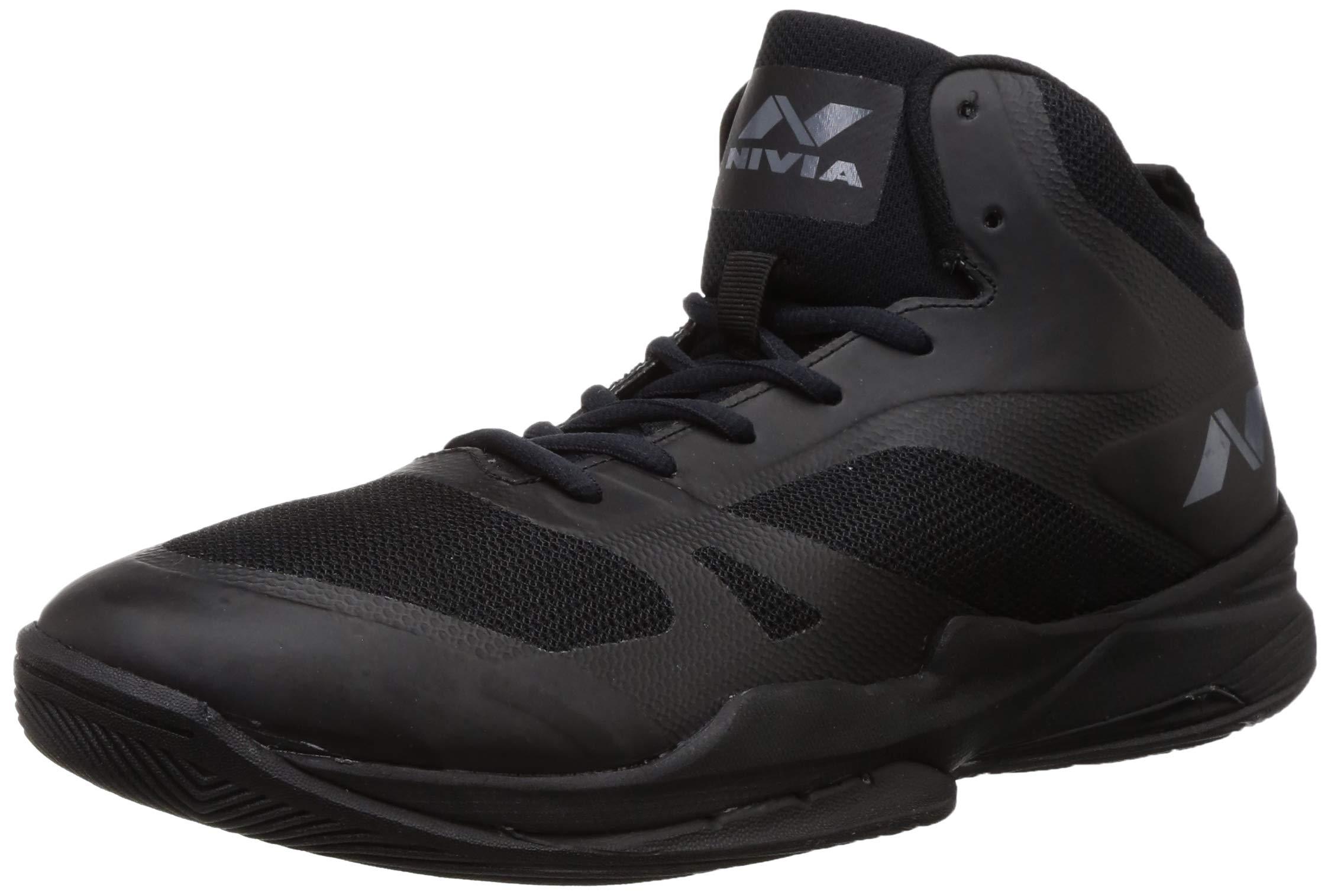 Nivia Combat 2.0 Basketball Shoes for Men (12) (B07VRX9Y58) Amazon Price History, Amazon Price Tracker