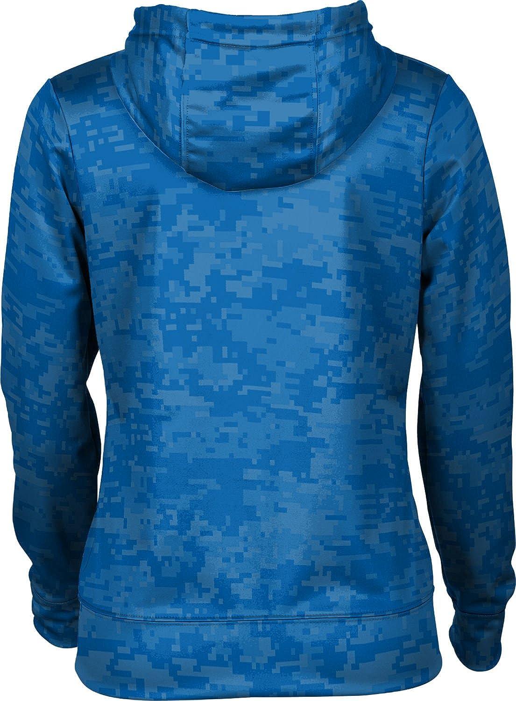 Digi Camo School Spirit Sweatshirt ProSphere Seton Hall University Womens Zipper Hoodie