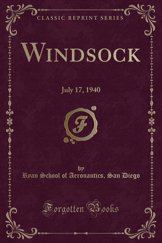 Download Windsock: July 17, 1940 (Classic Reprint) pdf