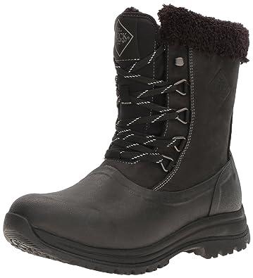 a079d626d9d Muck Boots Arctic Après Lace-Up Rubber Women's Winter Boot