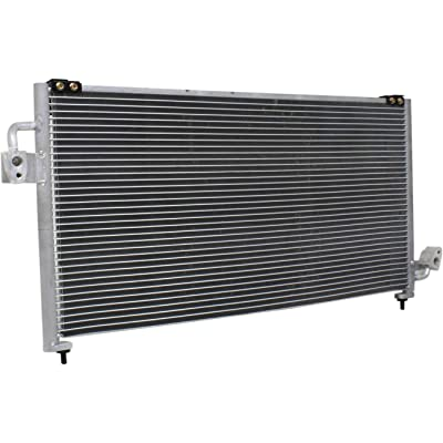 AC Condenser For 98-2000 Subaru Forester Parallel Flow: Automotive