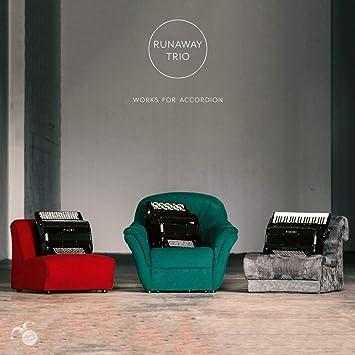 Werke Für Akkordeon Runaway Trio Hosokawa Rojko Haas Am