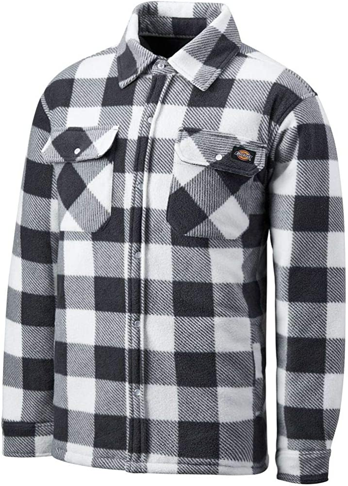 Dickies Hemd / T-Shirt Thermohemd Portland White/Grey-XL: Amazon.es: Bricolaje y herramientas