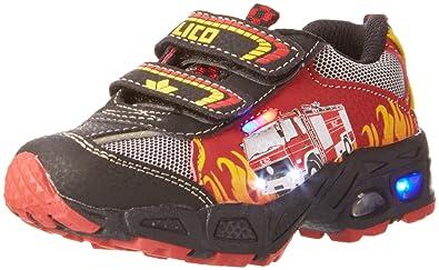 5c6a4077cc6e2 Lico Hot V Blinky Jungen Sneakers