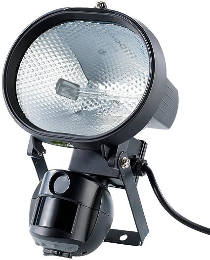 Visor Tech 500-W - con focos halógenos 5-MP - cámara y sensor
