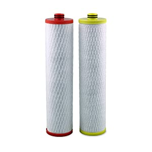 Aquasana Replacement Filters Stage 1 and 3for Aquasana OptimH20 Reverse Osmosis Water Filter