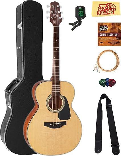 TAKAMINE gn10ns NEX guitarra acústica – Natural Satinado paquete ...