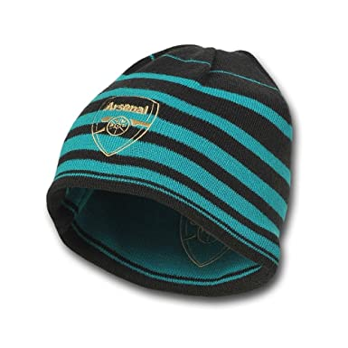 c51c236a Puma Mens Arsenal Performance Beanie Hat, Blue, One Size: Amazon.in ...