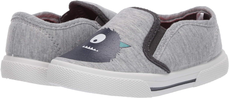 Carters Kids Damon Light Weight Slip on Casual Shoe Sneaker