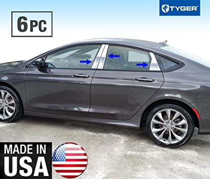 amazon com made in usa works with 2015 2017 chrysler 200 6pc rh amazon com