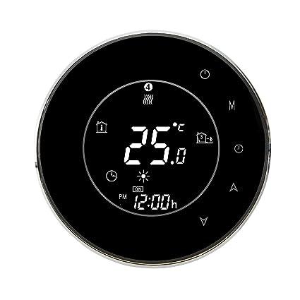 BECA 6000 Series 3 / 16A Pantalla táctil LCD Calentador de agua / electricidad / caldera