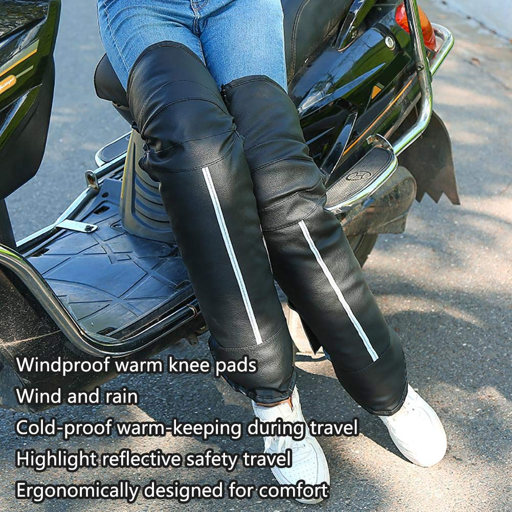 Protezioni Ginocchiere Protezioni Ginocchiere Protezioni Ginocchiere Protezioni Parastinchi Mobili per Ginocchia waterfaill 1 Paio di Protezioni Ginocchia per Moto
