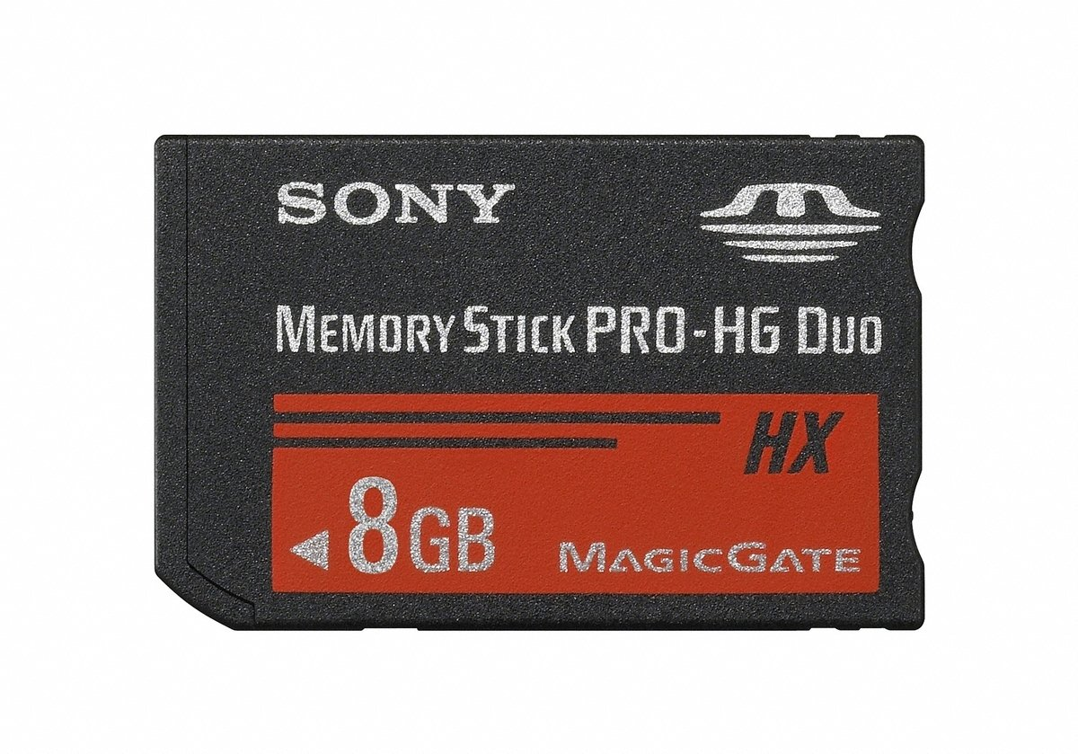 Sony 32GB MS PRO-HG DUO HX High Speed Memory Stick (MSHX32B/MN) Sony Electronics Inc. - Media