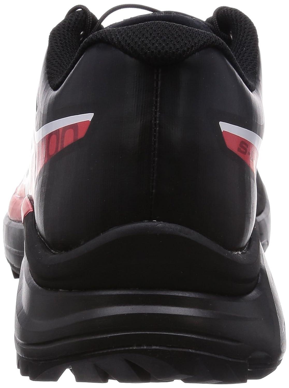 Salomon L37845600, Zapatillas de Senderismo Unisex Adulto, Negro ...
