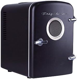 Frigidaire EFMIS151-BLACK Mini Fridge, Black