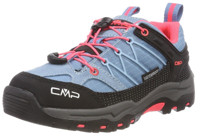 CMP Unisex-Erwachsene Rigel Niedrig Trekking-& Wanderhalbschuhe, blau
