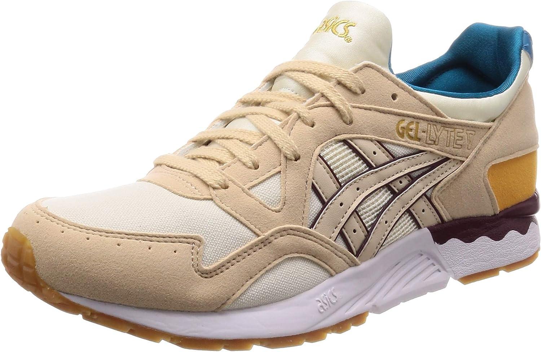 Asics Tiger Gel Lyte V Birch Beige 1191A202-201 Sneaker Shoes Schuhe Herren Men: Amazon.es: Zapatos y complementos