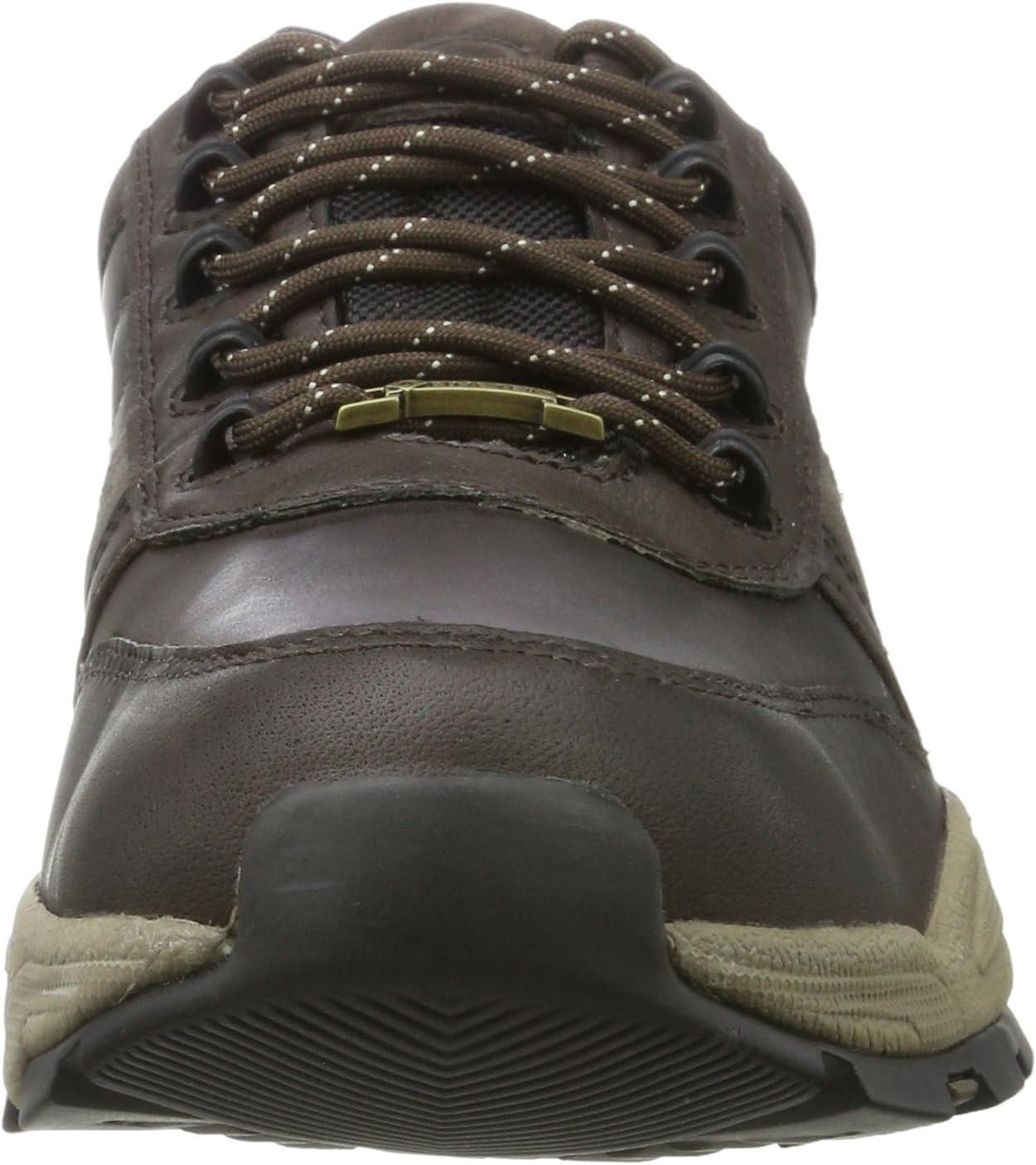 Camel Active Evo GTX 20 Sneakers voor heren Bruin Mocca Grey 4
