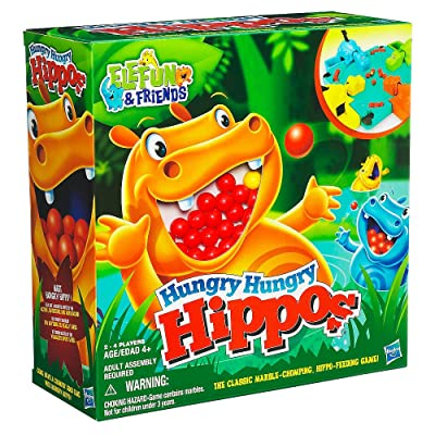 Hungry Hungry Hippos: Toys & Games