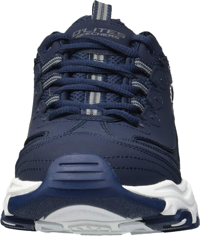 Skechers Herren D'lites 52675-nvy Sneaker Blau (Navy 52675-nvy)