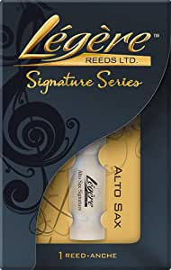 Legere Reeds Signature Series Alto Saxophone Reed Strength2.25