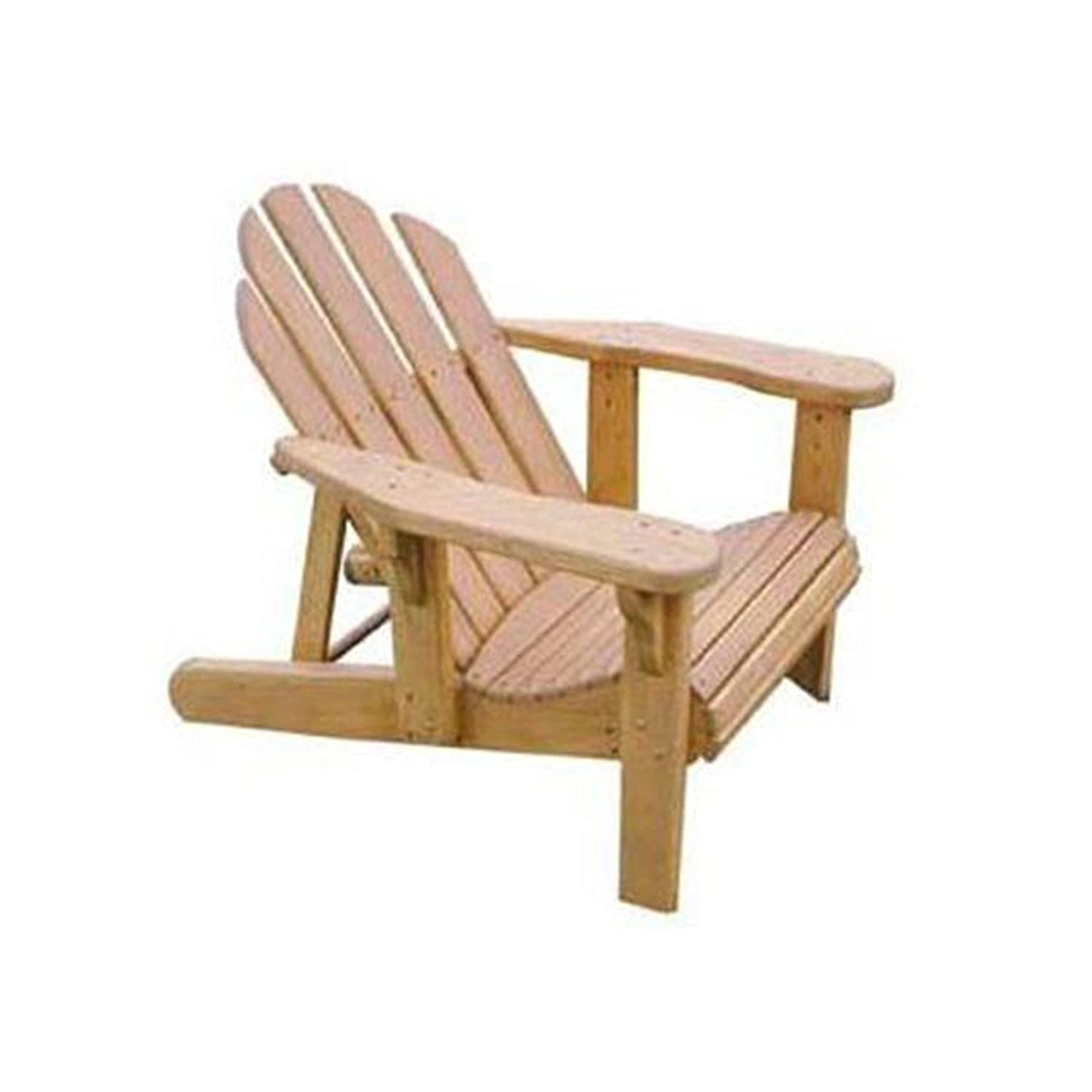 Woodworking Project Paper Plan to Build Adjustable Adirondack