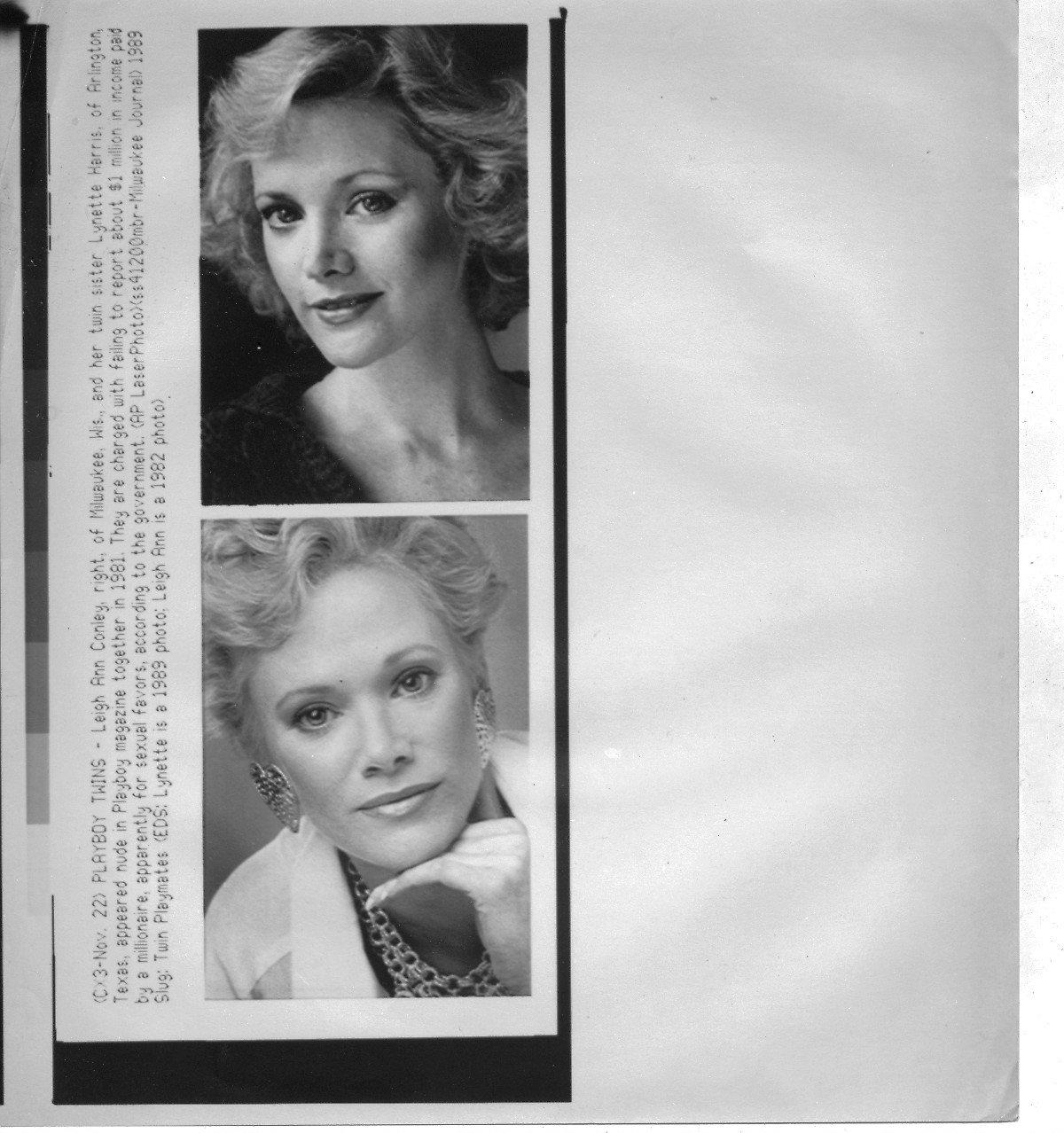 Lynette Harris Nude Photos 6