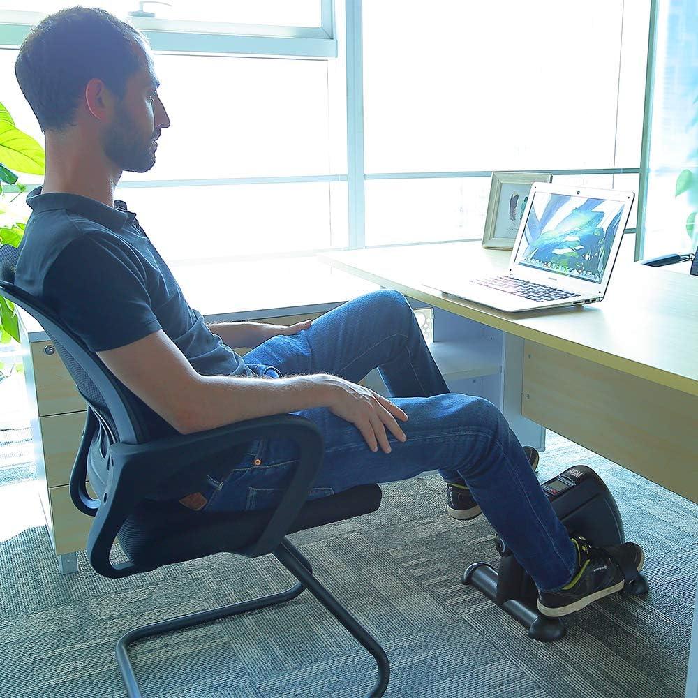 AGM Digital Under Desk Bike Foot Cycle Arm & Leg Peddler Machine