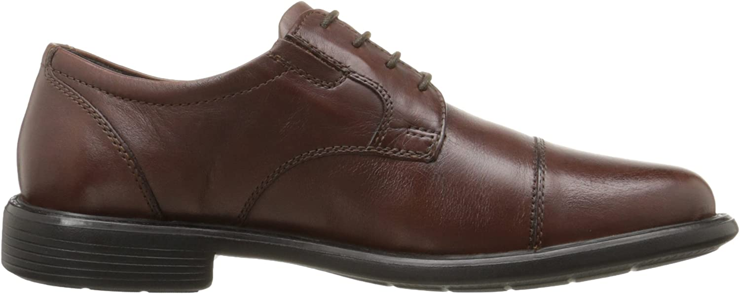 Bostonian Mens Maynor Cap Oxford