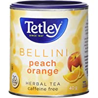 Tetley Tea Bellini Herbal Tea, 20-Count