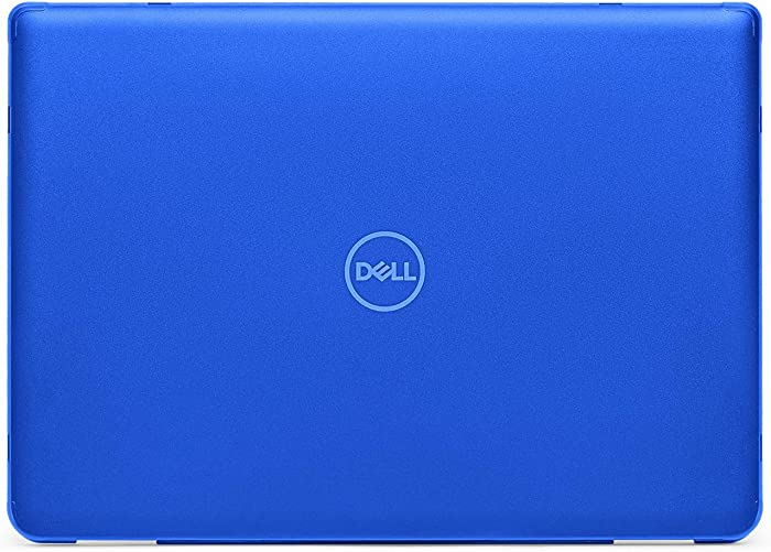 "mCover Hard Shell Case for 14"" Dell Latitude 3400 Business Laptop Computers Released After March 2019 (NOT Compatible with Other Dell Latitude Computers) (Blue)"