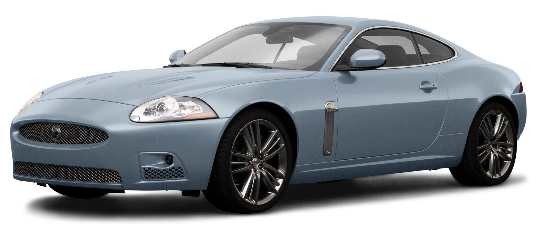 Lovely ... 2009 Jaguar XKR, 2 Door Coupe ...