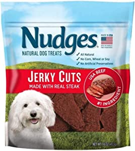 Nudges Jerky Cuts