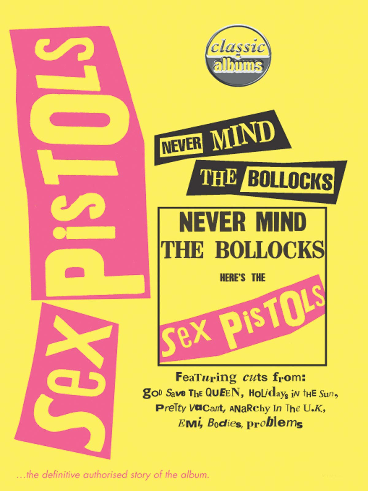 The Sex Pistols - Never Mind The Bollocks (Classic Album) on Amazon Prime Video UK