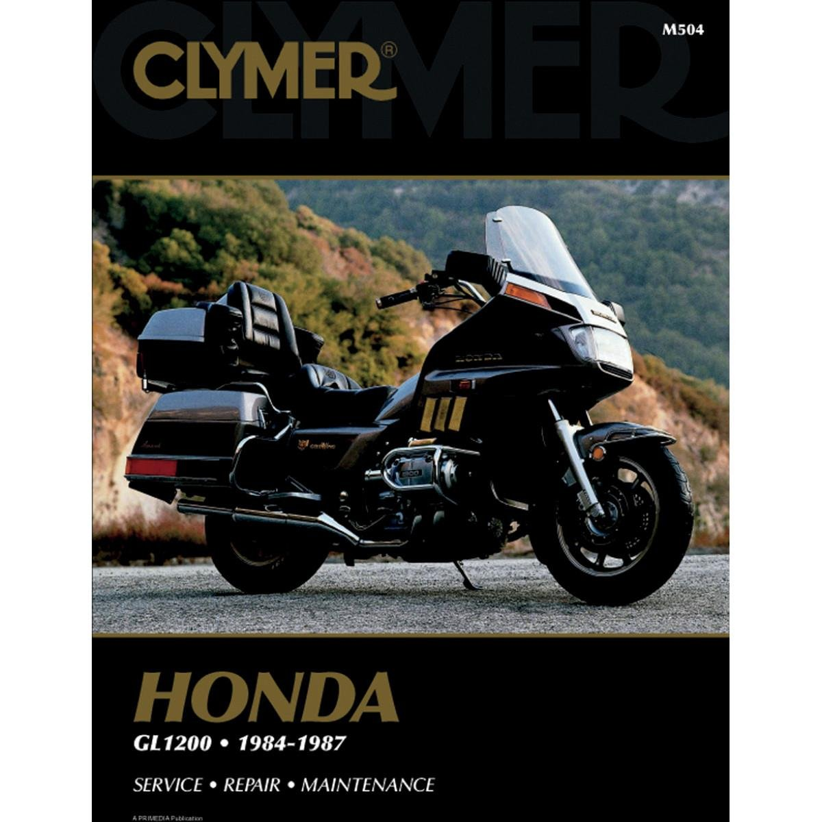 Amazon.com: Clymer Honda GL1200 Gold Wing (1984-1987): Home Audio & Theater